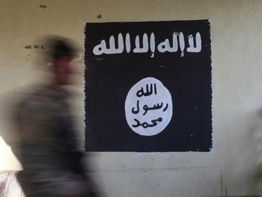 File image of Islamic State flag. Reuters