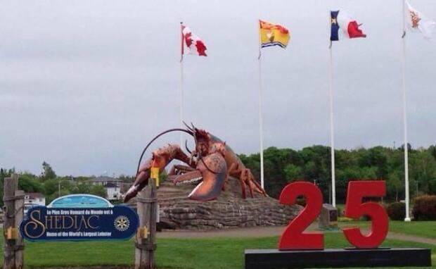 The town of Shediac calls itself the Lobster Capital of the World.