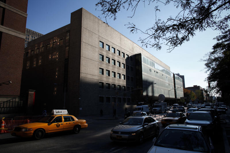 Harvey Weinstein was transported from Rikers Island Jail to Bellevue Hospital in New York.