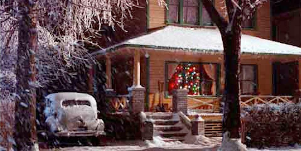 The Fascinating Backstory Behind the 'A Christmas Story' House