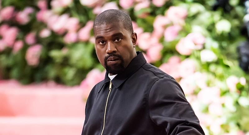 Kayne West opened up about his mental health challenges on David Letterman. [Photo: Getty]