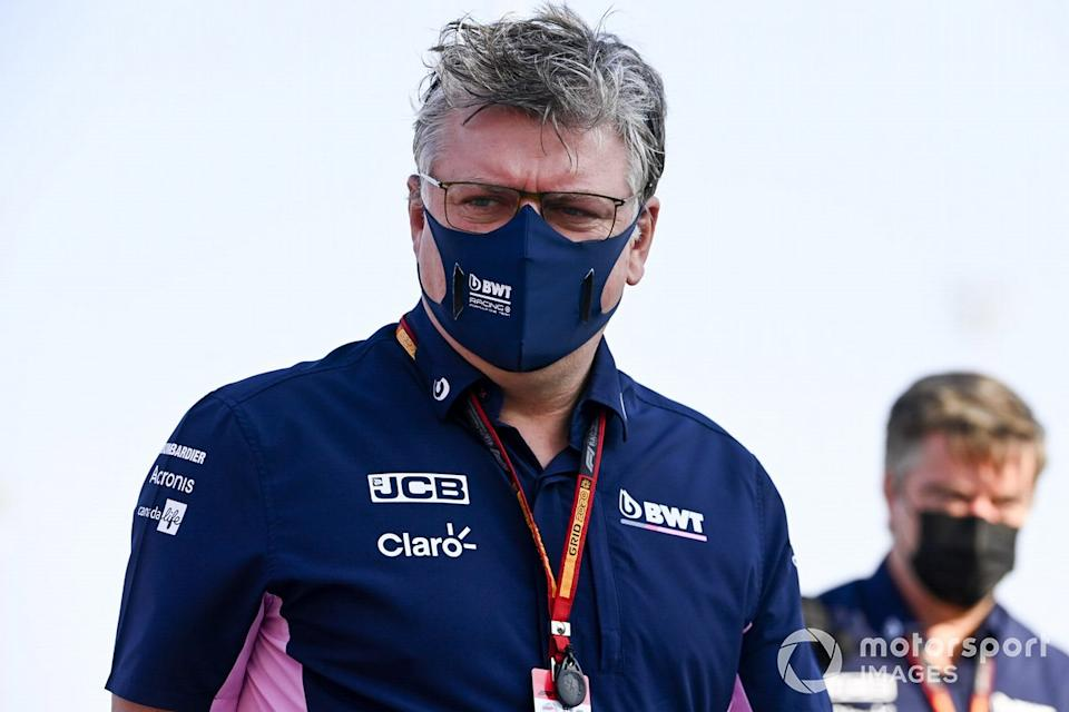"Otmar Szafnauer, Team Principal y CEO, Racing Point <span class=""copyright"">Mark Sutton / Motorsport Images</span>"