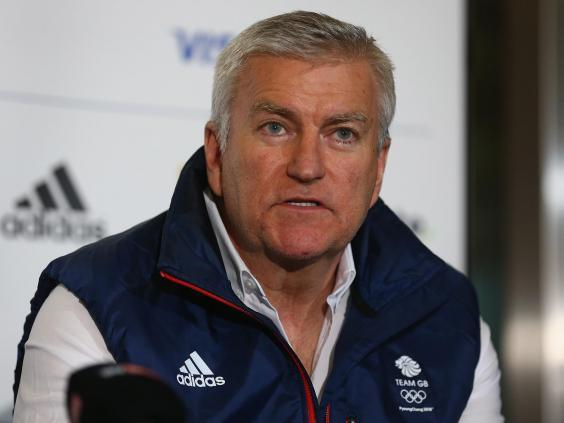 Bill Sweeney will leave the British OIympic Association to join the RFU as chief executive (Getty)