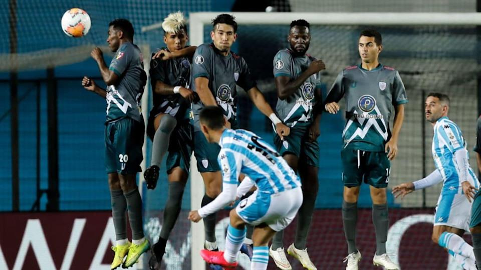 FBL-LIBERTADORES-RACING-MERIDA | JUAN IGNACIO RONCORONI/Getty Images
