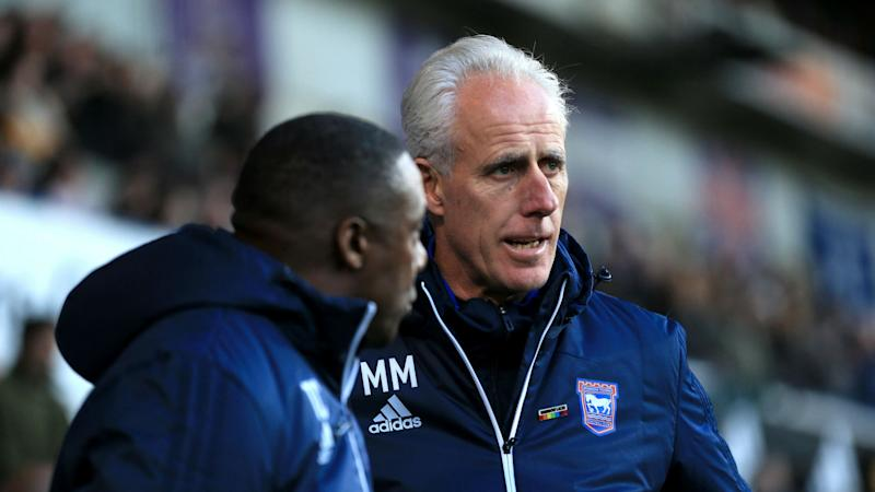 McCarthy to end Ipswich tenure