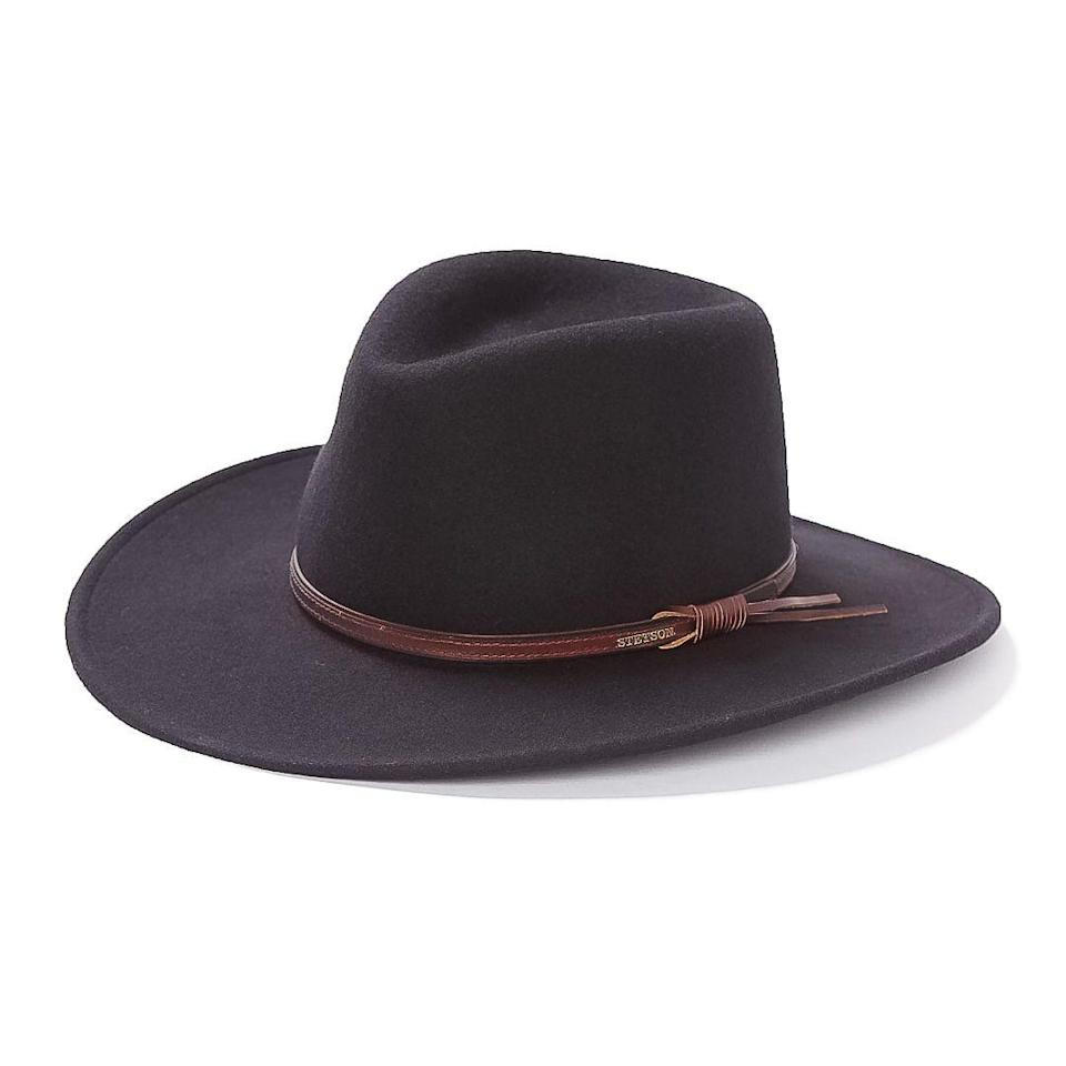 "<p><strong>Stetson</strong></p><p>huckberry.com</p><p><strong>$85.00</strong></p><p><a href=""https://go.redirectingat.com?id=74968X1596630&url=https%3A%2F%2Fhuckberry.com%2Fstore%2Fstetson%2Fcategory%2Fp%2F56748-the-bozeman&sref=https%3A%2F%2Fwww.menshealth.com%2Fstyle%2Fg19548289%2Fbest-winter-hats%2F"" rel=""nofollow noopener"" target=""_blank"" data-ylk=""slk:Shop Now"" class=""link rapid-noclick-resp"">Shop Now</a></p>"