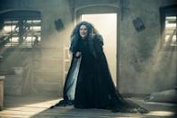 <p>A witch may help a childless couple reverse the curse put on them if they retrieve a series of items from classic fairy tales for her. </p>