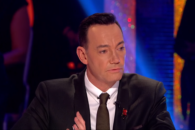 Judge: Craig Revel Horwood has been part of the show since May 2004: BBC
