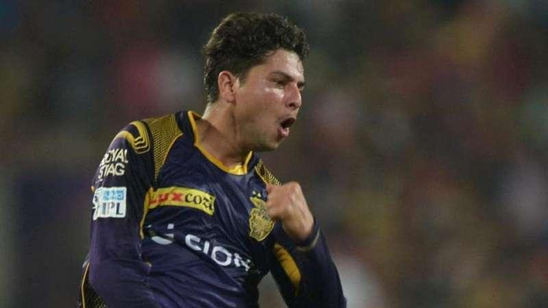 Kuldeep Yadav kept KKR in the game. In a team that consists of world class spinners like Shakib Al Hasan and Sunil Narine, making your name as a slow bowler is a daunting task. However, Kuldeep Yadav is a special talent and he showed it once again, today. The big names, however, were hammered all over the park as in a total of 7 overs, Shakib and Narine gave away 73 runs without picking a single wicket. That's when Kuldeep Yadav stepped up. Although he conceded 33 runs, he managed to take 2 wickets including that of an on song Suresh Raina.