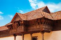 The Palace though surrounded entirely by the State of Tamil Nadu is still part of Kerala and the land and Palace belongs to the Government of Kerala. This Palace is maintained by the Govt.of Kerala Archaeology Department.