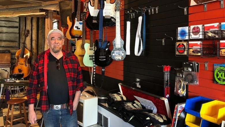 Future of Whitehorse music stores in limbo