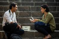 <p>In this Indian coming-of-age romantic drama, Nawazuddin Siddiqui and Sanya Malhotra star side by side and bring the passion of a lifetime to the big screen. This movie tells the story of a street photographer who asks a woman he just met to pose as his fiancée to appease his grandmother who desperately wants him to get married. Their fake relationship soon turns into a fiery romance that takes them to a place they've never been before.</p>