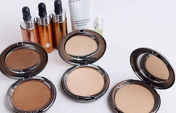 This favorite Sephora-carried brand is coming out with stunning highlighter powders