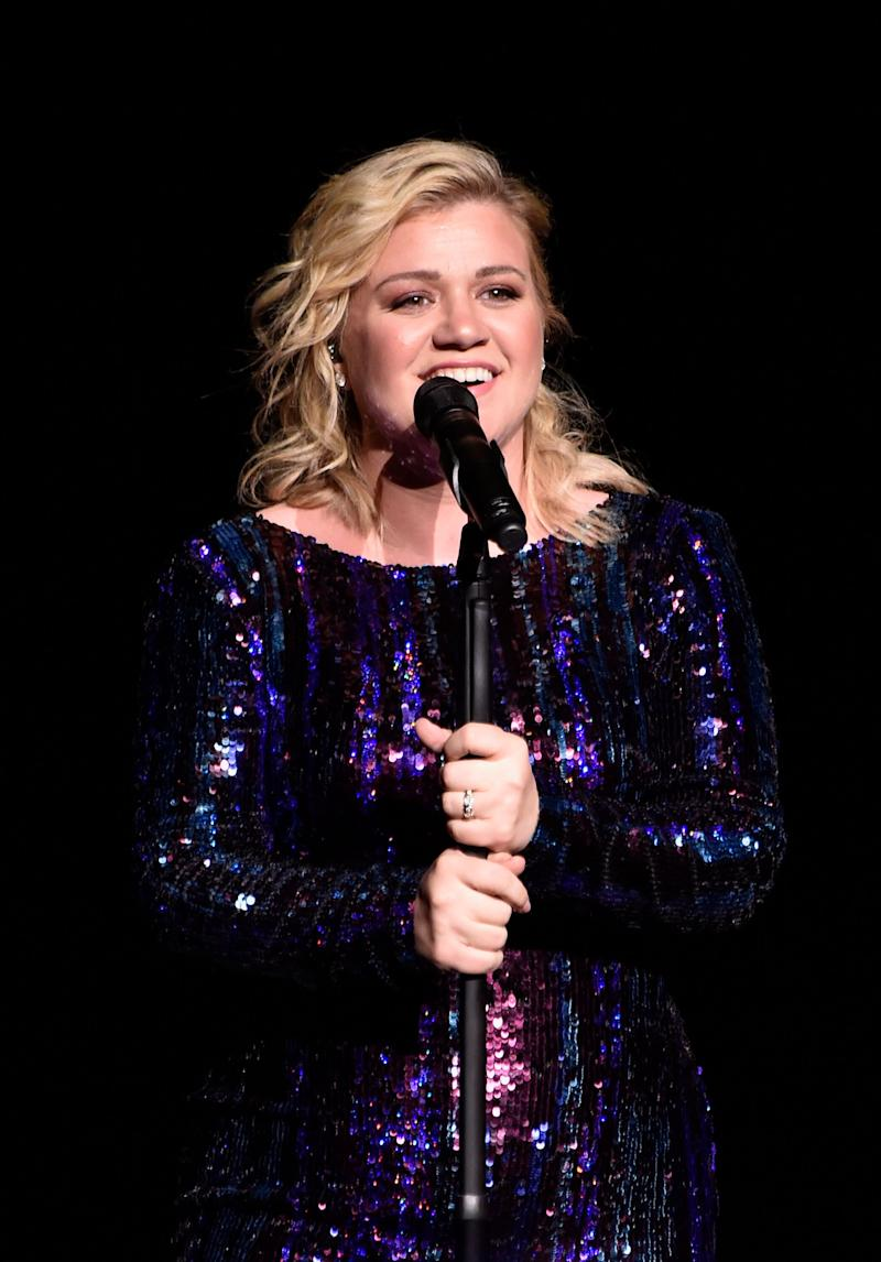 Kelly Clarkson (Photo: David Becker via Getty Images)