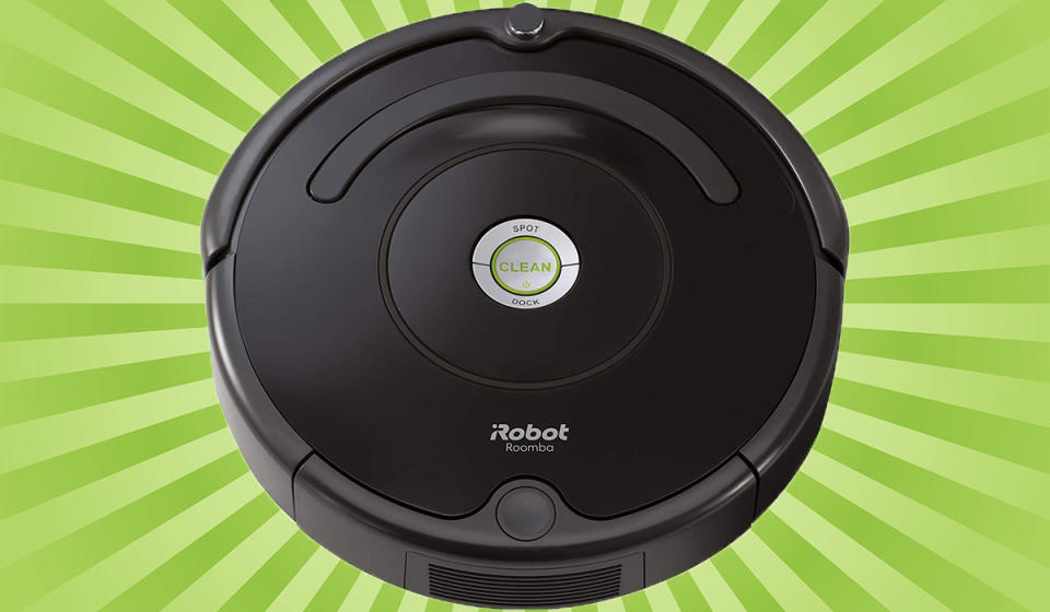 On a budget? Try this Roomba for size. (Photo: Amazon)