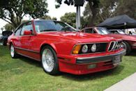 <p>The original M6 took the existing 635CSi to new heights and solidified BMW's M performance division's place in the market.</p>