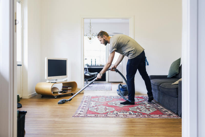 Prime Day 2019 offers amazing Shark vacuum deals with 35 percent off plus coupons. (Photo: Getty)
