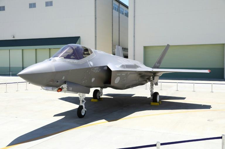 Wreckage confirmed to be from crashed Japanese F-35 fighter
