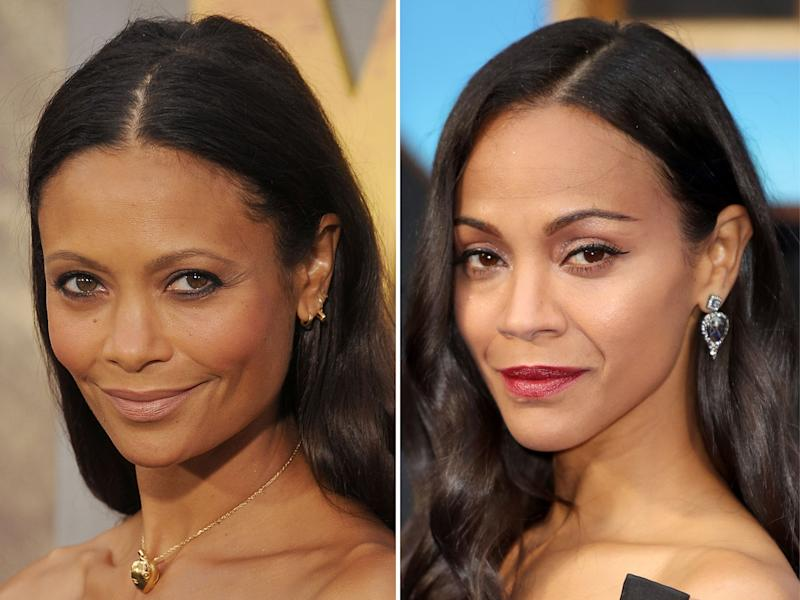 13 Pairs of Celebrities Who Look Like Identical Twins