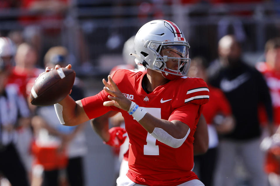 Ohio State QB C.J. Stroud to be rested for Akron game | Buckeyes Wire