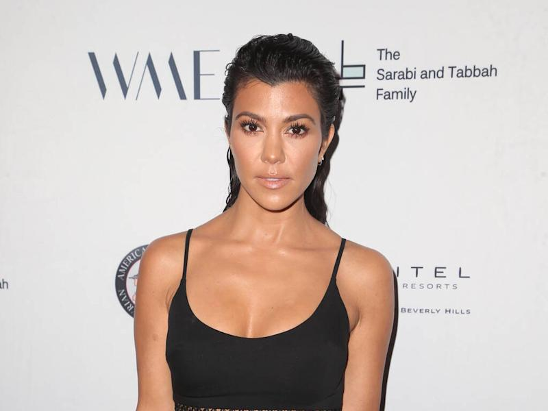 Kourtney Kardashian no longer concentrates on calorie counting