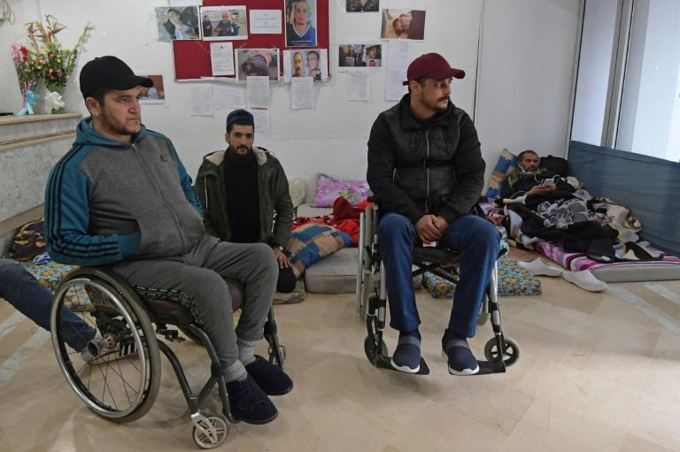 Many of those injured in the uprising are still awaiting recognition and compensation