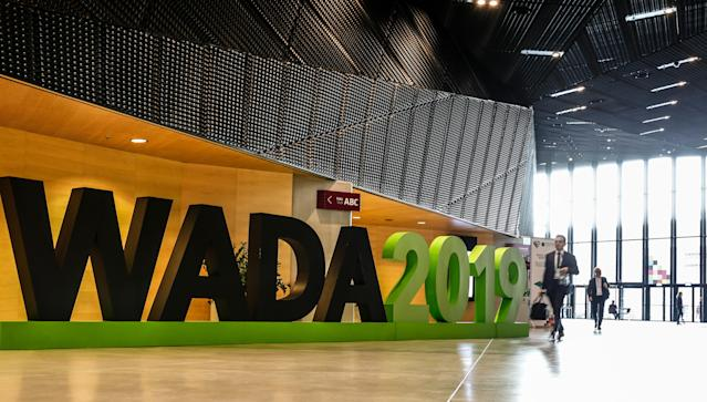 Doping in Sport conference hosted by WADA in Katowice, Poland (Getty Images)