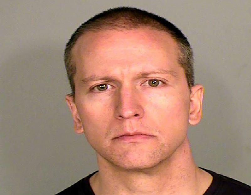 Ex-Minneapolis police officer Derek Chauvin has been charged with murder over George Floyd's death.