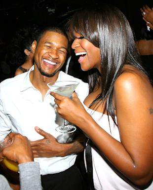 Usher's first marriage to Tameka Foster almost never happened. (Getty Images)