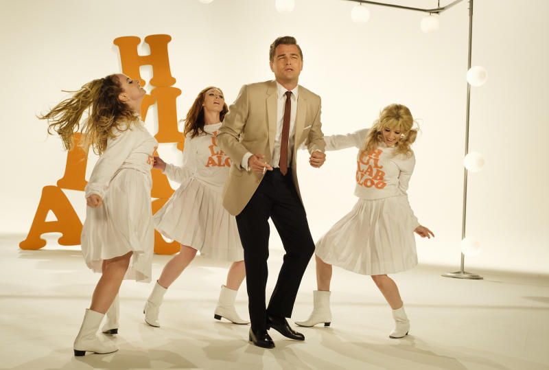 "Leonardo DiCaprio stars in Columbia Pictures' ""Once Upon a Time...in Hollywood"" (Sony Pictures)"