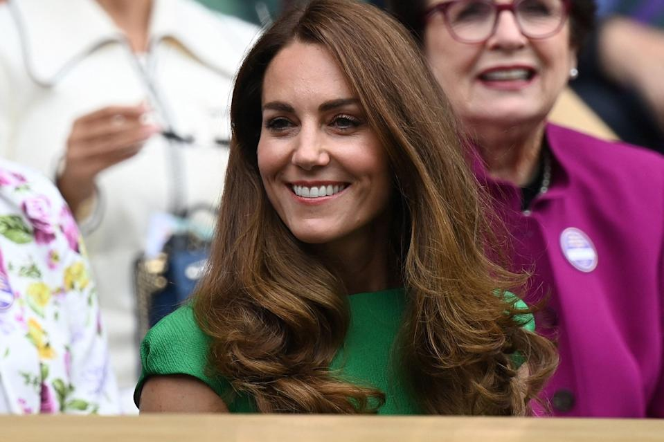 The Duchess of Cambridge  (AFP via Getty Images)