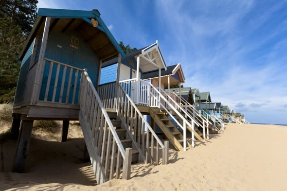 Norfolk named classiest county in Britain