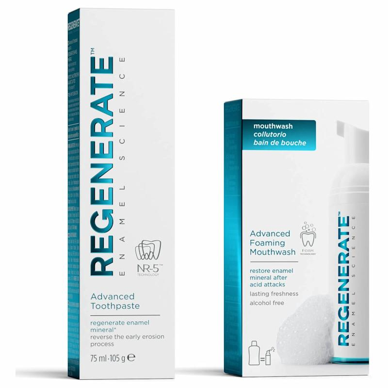 Regenerate Advanced Toothpaste and Mouthwash Bundle 專業牙膏及漱口水套裝