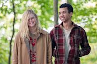 """<p>The teen drama is based on a popular YA novel, which follows two teens struggling with mental illness who fall into each other's orbits and make a pact to see as many beautiful things as they can. It's emotionally intense and a definite tearjerker.</p> <p>Watch <a href=""""http://www.netflix.com/title/80208802"""" class=""""link rapid-noclick-resp"""" rel=""""nofollow noopener"""" target=""""_blank"""" data-ylk=""""slk:All the Bright Places""""><strong>All the Bright Places</strong></a> on Netflix now.</p>"""