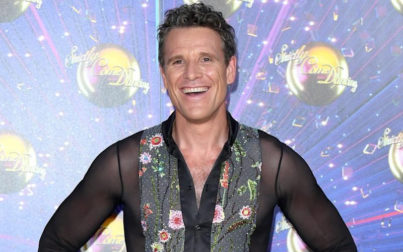 "James Cracknell attends the ""Strictly Come Dancing"" launch show -  Karwai Tang/Getty"