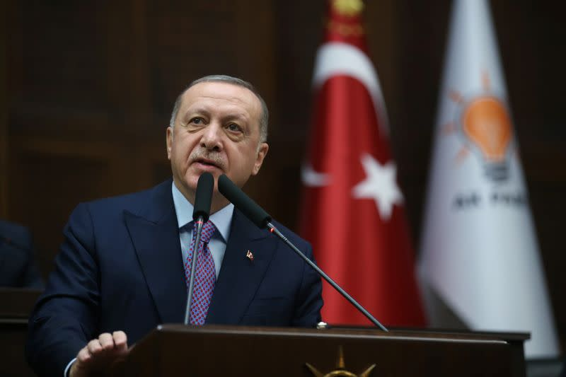 Turkey will repel Syrian forces from Idlib posts this week - Erdogan