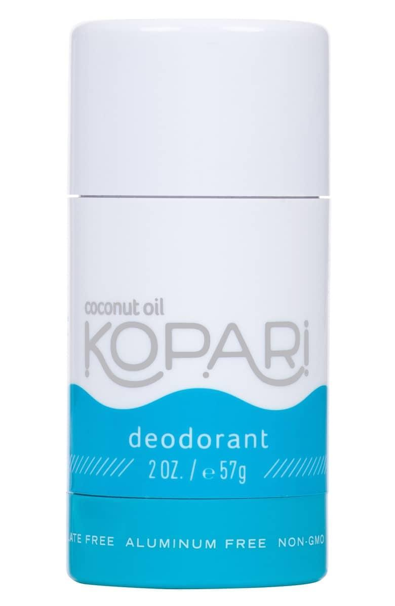 <p>This <span>Kopari Coconut Deodorant</span> ($14) is the pick everyone's raving about because it's nonirritating and smells great.</p>