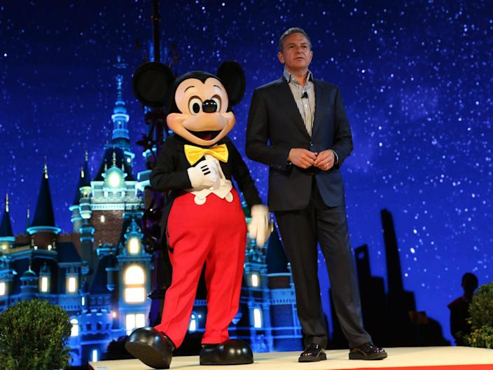 It took former Disney CEO Bob Iger just 9 hours and 37 minutes to earn what a typical Disney employee does in a year.
