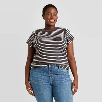 <p>You'll wear this <span>Universal Thread Short Sleeve T-Shirt</span> ($7) four days in a row.</p>