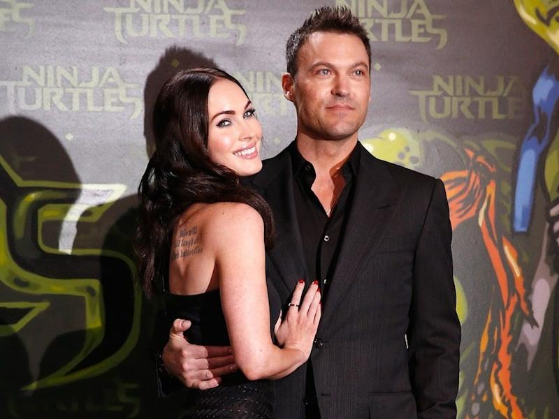 megan fox brian austin greer