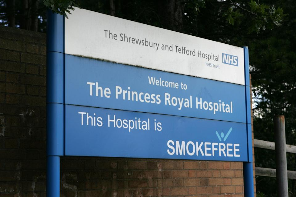 Police are to investigate poor care at Shrewsbury and Telford Hospitals Trust: Alamy