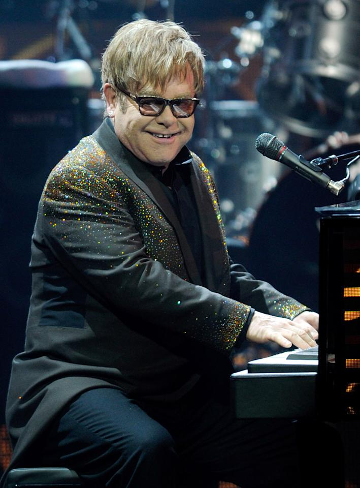 "<p class=""MsoNormal"">After a long and super successful music career filled with all kinds of awards, tons of money, and international fame, singer Elton John finally achieved one of his biggest dreams, becoming a father, at age 63. He and his partner of nearly 20 years, David Furnish, became parents via surrogate to son Zachary when John in December 2010. ""Having the baby has chilled me out so much,"" the singer told the AP last year. ""It's made me so relaxed and happy. I'm in the best of moods. Who wouldn't be?""</p>"