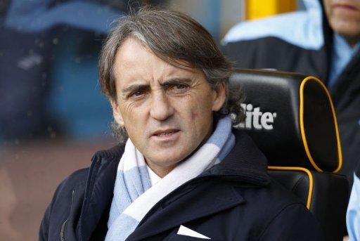 Mancini's team had led the table for five months before their winless three-match run