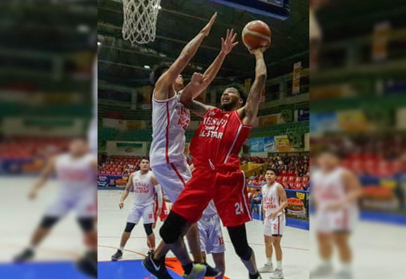 Team A survives Team B's rally in Cesafi college All-Star games