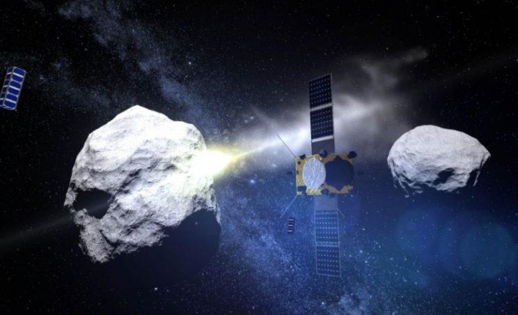 NASA pushes ahead with asteroid deflection tests