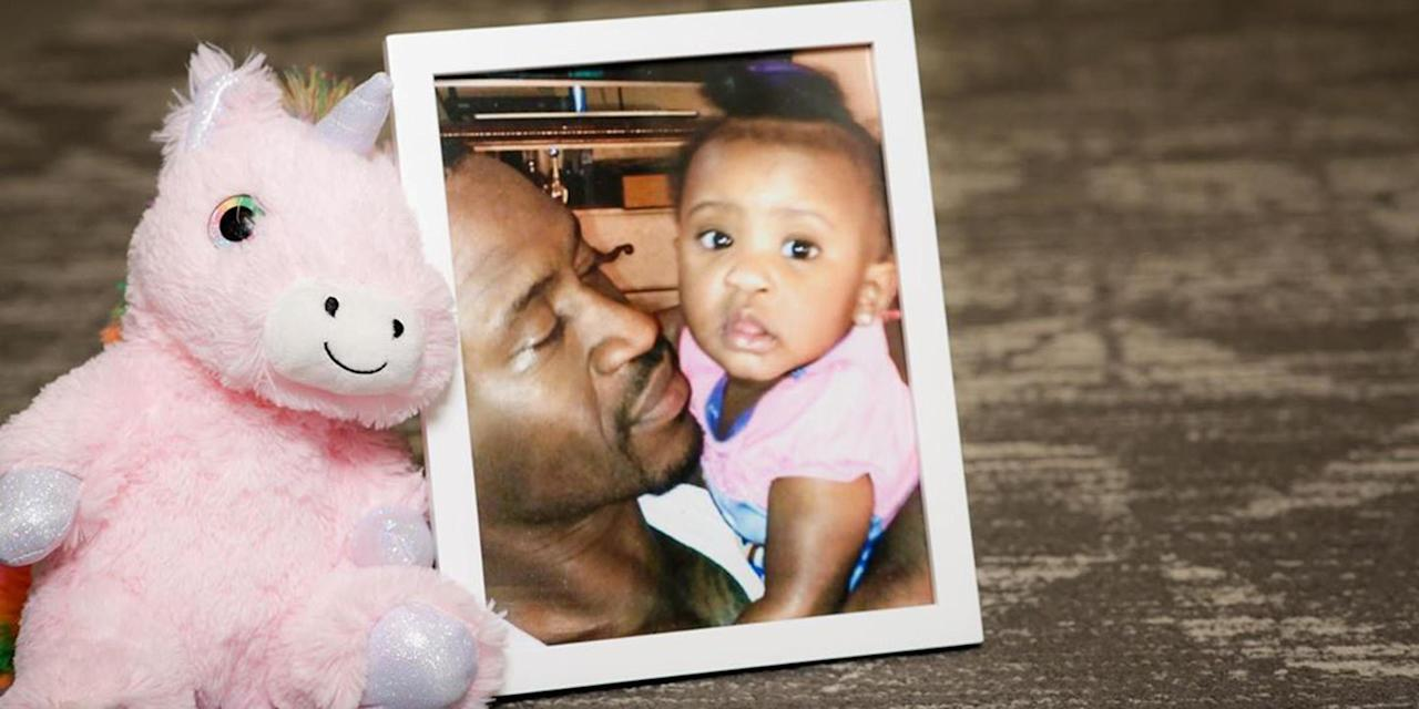 George Floyd's daughter Gianna shares memories with her ...