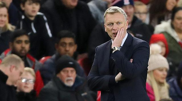 Literally nobody can recall David Moyes in charge at Old Trafford, Back of the Net can reveal