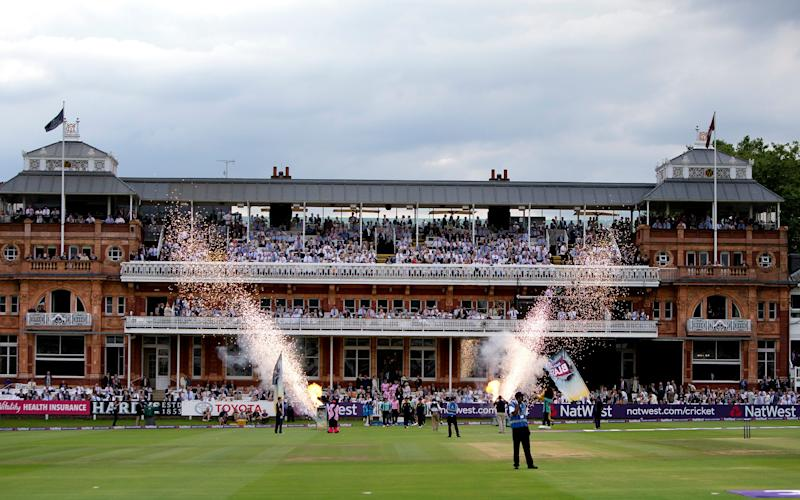 NatWest Blast - Credit: Getty images