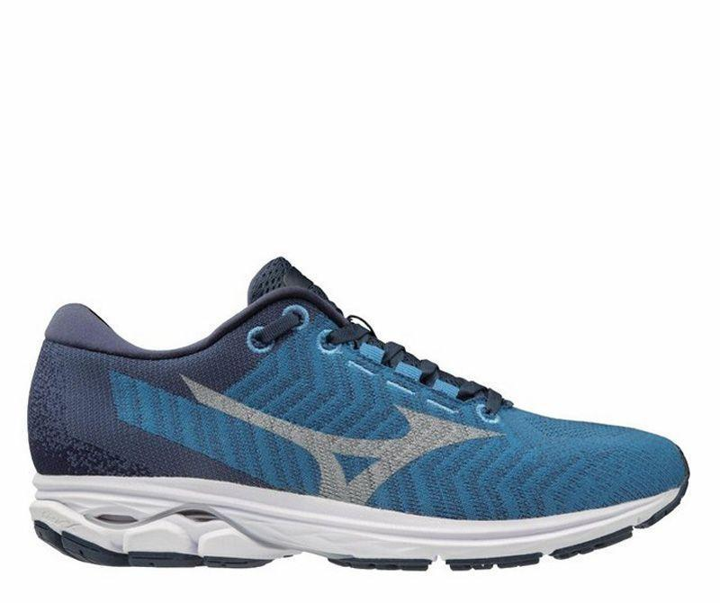 """<p><strong>Mizuno</strong></p><p>zappos.com</p><p><strong>$100.00</strong></p><p><a href=""""https://go.redirectingat.com?id=74968X1596630&url=https%3A%2F%2Fwww.zappos.com%2Fp%2Fmizuno-wave-rider-waveknitt-3-moroccan-blue-black%2Fproduct%2F9309089&sref=https%3A%2F%2Fwww.runnersworld.com%2Fgear%2Fg33624556%2Fzappos-vip-sale-running-shoes%2F"""" rel=""""nofollow noopener"""" target=""""_blank"""" data-ylk=""""slk:Shop Now"""" class=""""link rapid-noclick-resp"""">Shop Now</a></p><p><strong>Originally $130</strong></p><p><a class=""""link rapid-noclick-resp"""" href=""""https://go.redirectingat.com?id=74968X1596630&url=https%3A%2F%2Fwww.zappos.com%2Fp%2Fmizuno-wave-rider-23-waveknit-campanula-vapor-blue%2Fproduct%2F9282671%2Fcolor%2F831523&sref=https%3A%2F%2Fwww.runnersworld.com%2Fgear%2Fg33624556%2Fzappos-vip-sale-running-shoes%2F"""" rel=""""nofollow noopener"""" target=""""_blank"""" data-ylk=""""slk:Buy Men's"""">Buy Men's</a> <a class=""""link rapid-noclick-resp"""" href=""""https://go.redirectingat.com?id=74968X1596630&url=https%3A%2F%2Fwww.zappos.com%2Fp%2Fmizuno-wave-rider-23-waveknit-blue-fog-vapor-blue%2Fproduct%2F9282675%2Fcolor%2F831524&sref=https%3A%2F%2Fwww.runnersworld.com%2Fgear%2Fg33624556%2Fzappos-vip-sale-running-shoes%2F"""" rel=""""nofollow noopener"""" target=""""_blank"""" data-ylk=""""slk:Buy Women's"""">Buy Women's</a></p><p>The Wave Rider has long been the go-to shoe for mileage junkies. Its responsive midsole feels lively yet forgiving when base building during a marathon cycle, and the durable solid rubber outsole will outlast even the most demanding mileage. (Mizuno's standard mesh version for both <a href=""""https://www.zappos.com/p/mizuno-wave-rider-23-dark-shadow/product/9221768/color/23021"""" rel=""""nofollow noopener"""" target=""""_blank"""" data-ylk=""""slk:men"""" class=""""link rapid-noclick-resp"""">men</a> and <a href=""""https://www.zappos.com/p/mizuno-wave-rider-23-purple-potion-silver/product/9221829/color/810053"""" rel=""""nofollow noopener"""" target=""""_blank"""" data-ylk=""""slk:women"""" class=""""link rapid-noclick-resp"""">women</a> is on sale, as well.)</p><p><a"""
