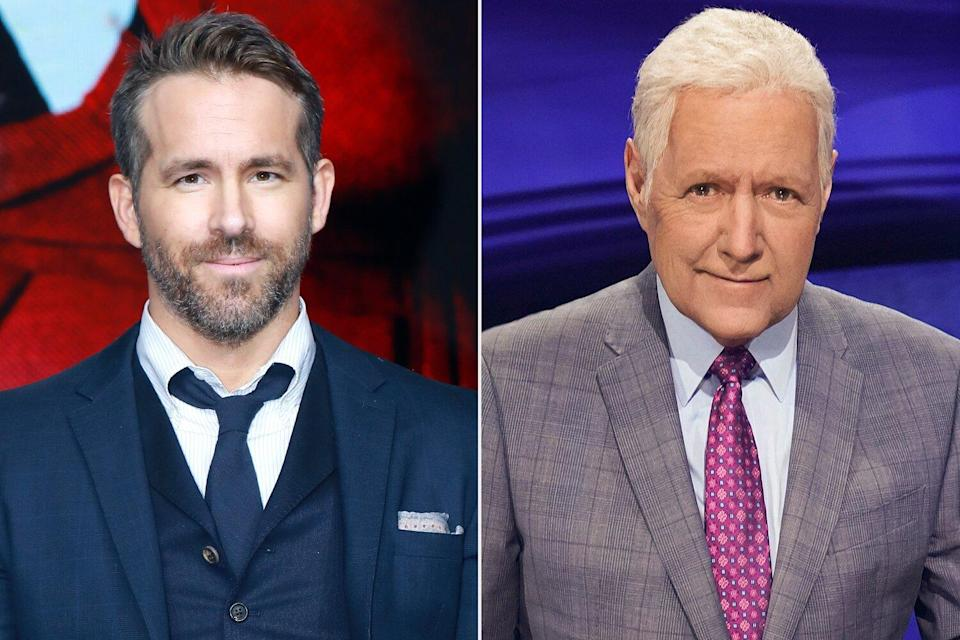 Alex Trebek Filmed a Cameo in Ryan Reynolds' Free Guy Before His Death: 'He Was Gracious,' Actor Says